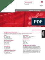 MTS Temposonics 2011 Catalog
