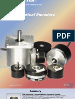 Servotek Encoder 2011 Catalog