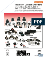 World Encoders 2011 Catalog