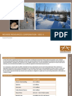 Nevado Resources Corporation Brings Power Strait From The Earth