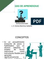 Estrategias de Aprendizajeparte 2 .Unidad III