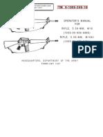 Military -026397 M16 Rifle Maint_oper