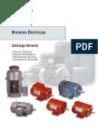 Catálogo Motores Siemens