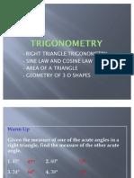 Trigonometry Presentation