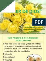 Mujer de Dios preparado por Evelyn Vera de Chile