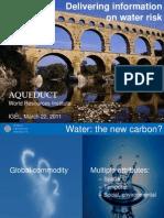 Piet Klop_Nushin Kormi_Delivering Information on Water Risk
