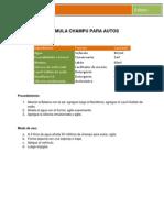 Formula Champu Para Autos[1]