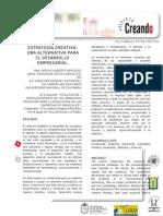 ESTRATEGIAS CREATIVAS REVISTA