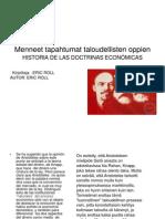 Historia de Las Doctrinas Economic As Eric Roll Finlandes Parte Doce