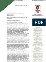 Strahlenfolter - R. Dieckman Aus Wismar - Folter Und Mord Mit Strahlenwaffen in Deutschland