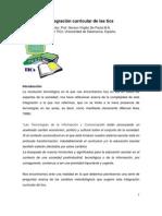Integración curricular de las tics. Gerson De Paula