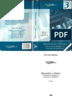 Oscar João Abdounur. música e matemática. São Paulo, Escrituras Editora, 2003.