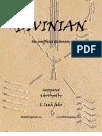 Divinian Dictionary DL v.8.2