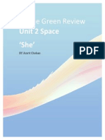 Online Green Review Unit 3.0