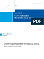 HP ARHEC HP Survey Stats Flex 08