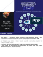 Benchmarking em Gerenciamento de Projetos no Brasil
