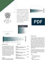 Diplomados CNE-SICE