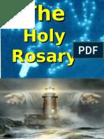 The Holy Rosary Tassel Vigil