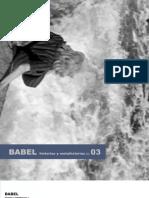 BABEL 03 (Alta Definición / 6