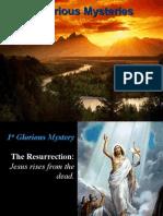 The Glorious Mysteries 2 Tassel Vigil