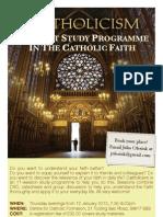 Catholic Ism Poster