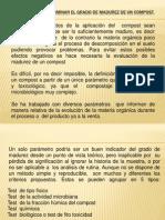 MÉTODOS PARA DETERMINAR EL GRADO DE MADUREZ DE