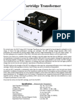 MC4 Cartridg Transformer