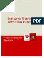 Manual de Tramites Actual. 4o. Trimestre 2010