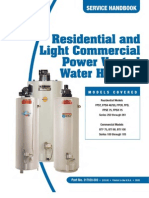 FPSH50 Gas Water Heater