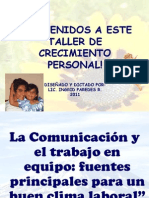 MOTIVACION PARA EL DESEMPEÑO PORFESIONAL - copia