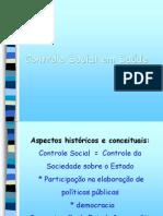 Controle Social Do Sus