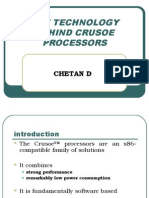 Crusoe Processors