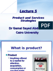 Marketing ITI Lecture 5