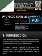 Proyecto Especial Chinecas
