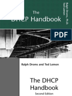 The DHCP Handbook