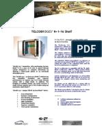 TelcoBriges N1 16 Shelf Spec Sheet