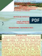 Presentación de ecologia avanzada biomas.2