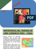 Tlc Peru Con China
