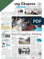Koran Padang Ekspres | Senin, 7 November 2011