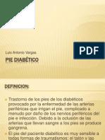 Pie Diabatico Ori