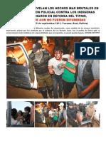 Fotos Aun No Difundidas Intervencion Policial-Yucumo