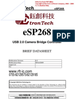 esp268介紹