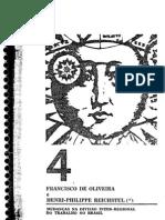 Mudanças na divisão inter regional do trabalho no Brasil