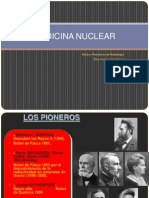 Expos. Med. Nuclear Eloy