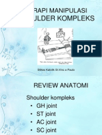 Manipulasi Shoulder