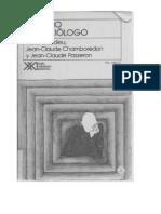 S1Bourdieu, Pierre y otros (2004) El oficio de Sociólogo 'La Ruptura'