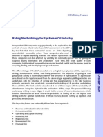 2009 October Rating Methodology Upstream Oil ICRA Kuldeepl