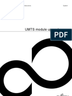 UMTS Module Upgrade