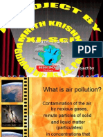 Air Pollution by Ak