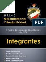 Mercadotecnia Y Productividad